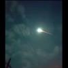 【火の玉】ブルームーンの前日に現れた謎の火の玉が緑に輝く(アルゼンチン)