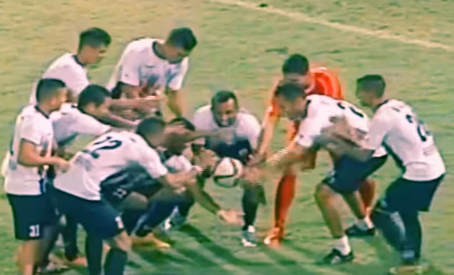 ベネズエラには超魔術を使うサッカーチームがある