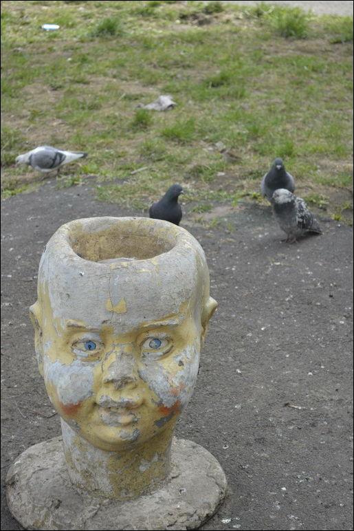 【おそロシア】ロシアの公園にみる狂気(画像19枚)