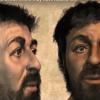 科学検証された最新のイエス・キリストがまさかの原始人・・・てか、当時の人間の頭蓋骨から復元したらしいど、「イエスは人間と聖霊にできた子」ですよ