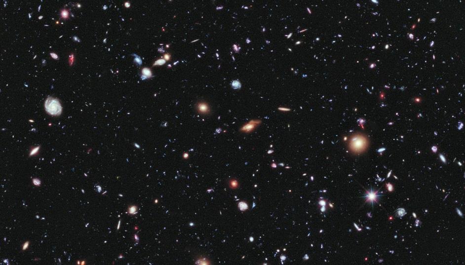宇宙のエゴ・・・宇宙は別の宇宙を生み出すために人間を創造した。