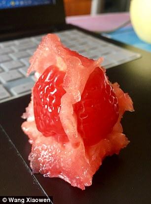 トマト イチゴ