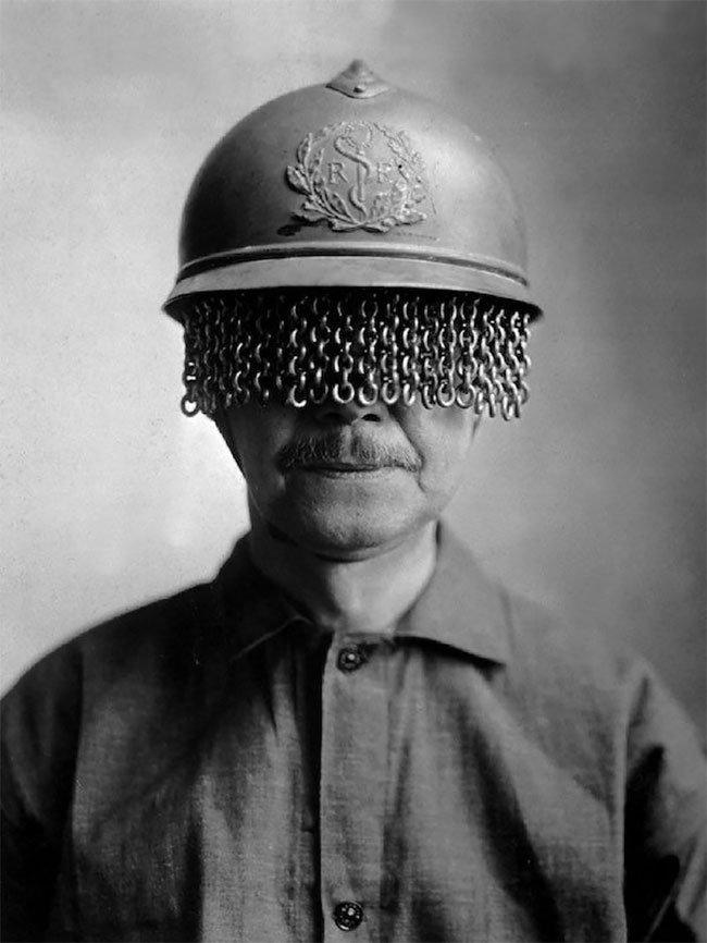 第一次世界大戦 鎧