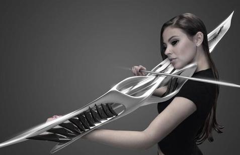電子バイオリン