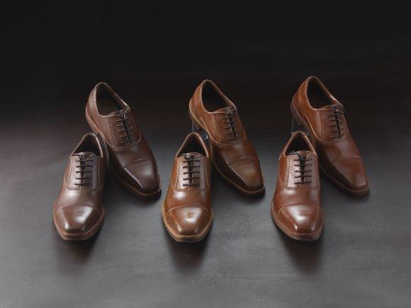 革靴 チョコレート