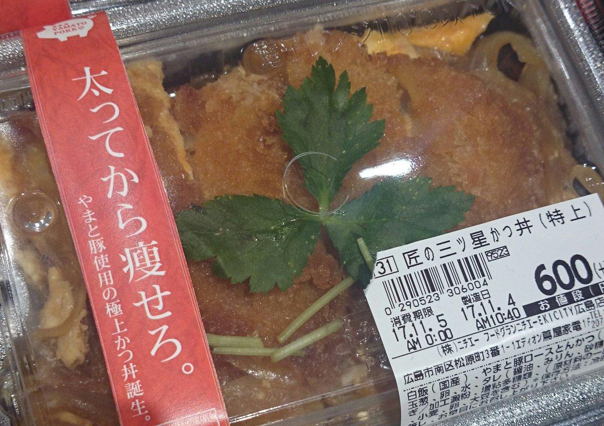 かつ丼 キャッチコピー