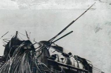 蒸気機関車 爆発