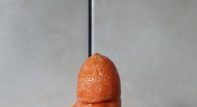 ニンジン 陰茎